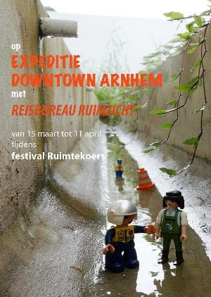 Ruimtekoers Expeditie Downtown